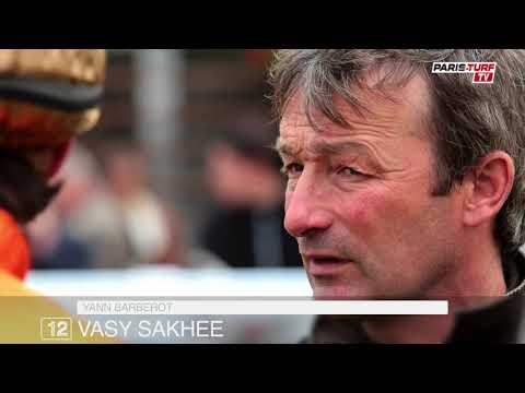 """Quinté lundi 12/03 : """"Ca reste une rentrée pour Vasy Sakhee (12)"""""""