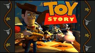 Eng Toy Story  Walkthrough Sega Genesis 1080pEPX+