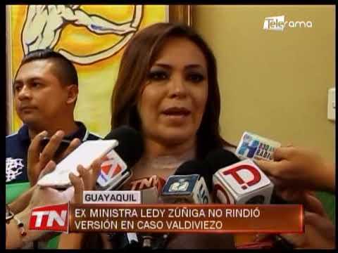10 policías serán llamados a rendir versión en caso Valdiviezo