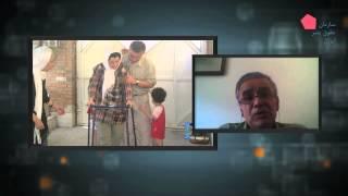 تقی رحمانی از بیماری خطرناک نرگس محمدی در زندان می گوید