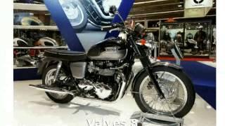 3. 2011 Triumph Bonneville T100 Details
