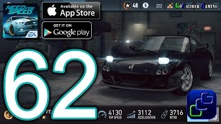 NEED FOR SPEED No Limits Android iOS Walkthrough - Part 62 - Car Series: Tokyo Streets Chapter 6, EA Games, video games