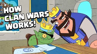 Clash-A-Rama How Clan Wars Works