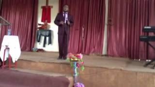 Prophet Mesfin Ministering @ Yergalem Full Gospel Church Conference