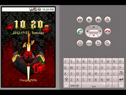 Video of GO-Locker: Red Goth Hearts