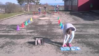 Aktivitet, lagarbeid og individuell trening på gangetabellen :-)