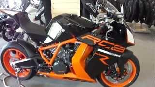 8. 2012 KTM RC8