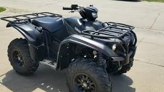 5. 2018 Yamaha Kodiak 700 EPS SE