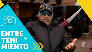 Notícias dos famosos - Carlos Trejo contó el origen de la pelea con Alfredo Adame  Un Nuevo Día  Telemundo