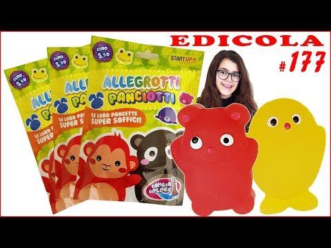 ALLEGROTTI PANCIOTTI (EDICOLA by Giulia Guerra) (видео)