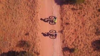 2017 Simpson Desert Bike Challenge Trailer