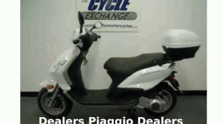 4. 2009 Piaggio Fly 150 - Review, Features