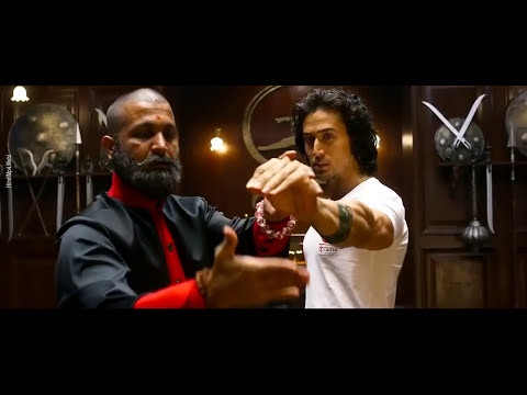 Get Ready To Fight - Baaghi