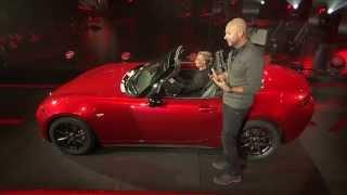 2015 Mazda MX-5 - Unveiling Event