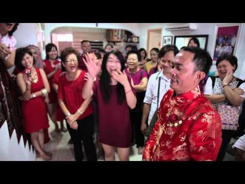 Kota Kinabalu Sabah malay wedding video