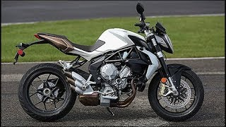 6. MV Agusta Brutale 675 acceleration and exhaust sound