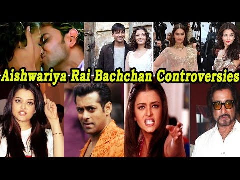 10 Most Talked Controversies Of Aishwarya Rai Bach