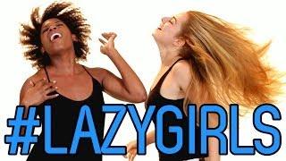 6 prostych fryzur dla leniwych dziewczyn :D