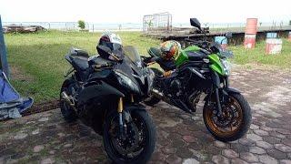 Balikpapan Indonesia  city images : SunMoRi - Yamaha R6 and Kawasaki ER6n (Balikpapan - Indonesia)