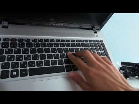 Samsung ATIV Book 2 notebook kicsomagoló videó | Tech2.hu