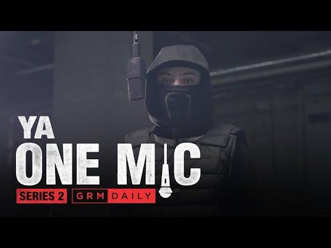 (NR) YA – One Mic Freestyle | GRM Daily
