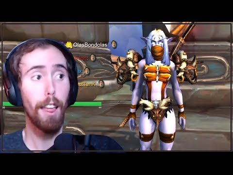 Asmongold Does Two Transmog Competitions In One Stream