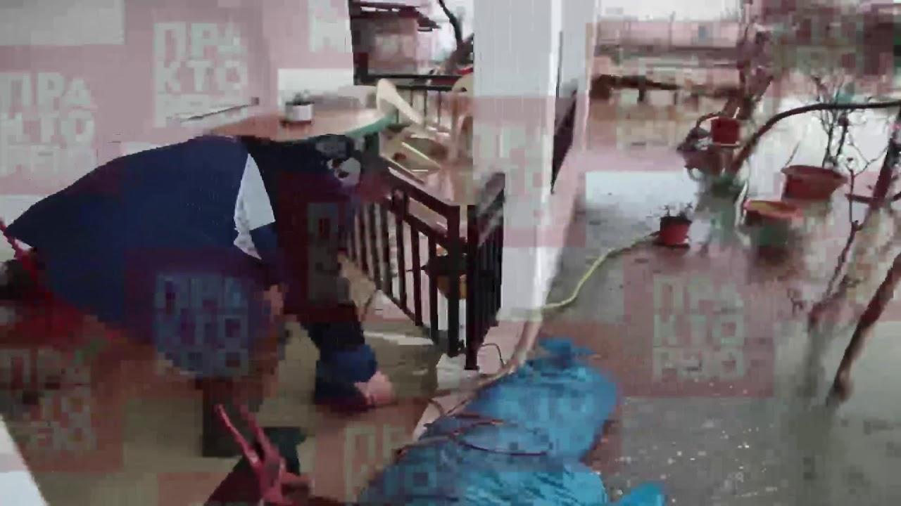 Πλημμύρες σε Τρίκαλα και Καρδίτσα
