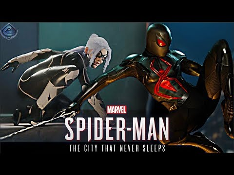 Spider-Man PS4 - Black Cat DLC News Update! (видео)