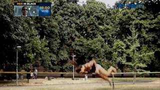 Tanpa Batas Terbaru - Cewe Sexy Jago Akrobat - Tanpa Batas TransTV -