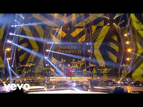 Video Hailee Steinfeld - Let Me Go (Live at Indonesian Choice Awards 2018 NET 5.0) download in MP3, 3GP, MP4, WEBM, AVI, FLV January 2017