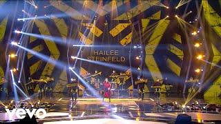 Video Hailee Steinfeld - Let Me Go (Live at Indonesian Choice Awards 2018 NET 5.0) MP3, 3GP, MP4, WEBM, AVI, FLV Agustus 2018