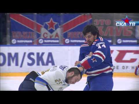 Драка Артюхина и Рыспаева / Artyukhin vs Ryspaev great fight (видео)