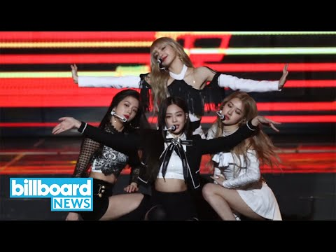 Blackpink Becomes First K-Pop Group With 20 Million Subscribers On Official Channel | Billboard News