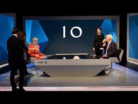 Μ.Βρετανία: Σε τηλεοπτική συνέντευξη άνοιξαν τα χαρτιά τους Μέι – Κόρμπιν