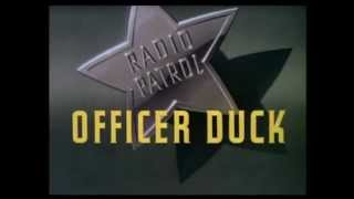 Disney's (1939) Officer Duck