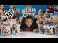 Download Video WWE SLAM CITY Figure Review - Superstar STOP MOTION ACTION!!
