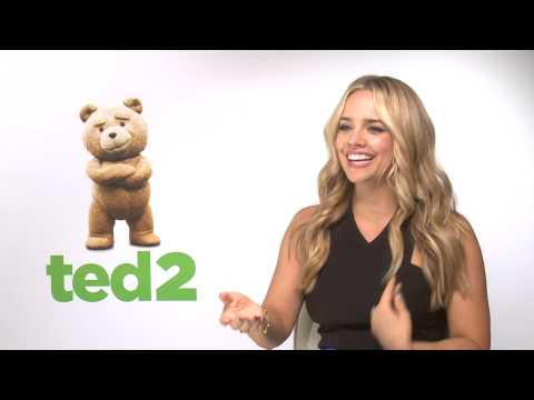 "Ted 2: Jessica Barth ""Tami-Lynn"" Official Movie Interview"
