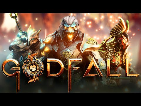 trailer de GodFall de GodFall