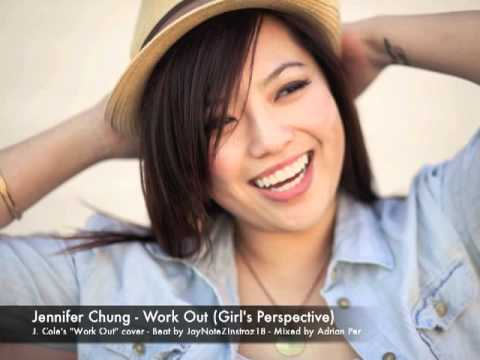 Work Out (Girl's perspective) by Jennifer Chung