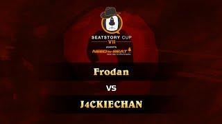 Frodan vs J4CKIECHAN, game 1