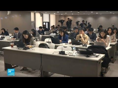 العرب اليوم - صحافيون أجانب يتوجهون إلى كوريا الشمالية