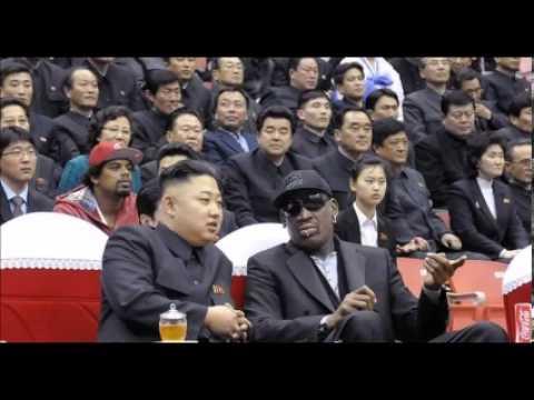 Dennis Rodman Arranging Basketball Match In North Korea