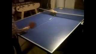 Cat Can Play Ping Pong :))