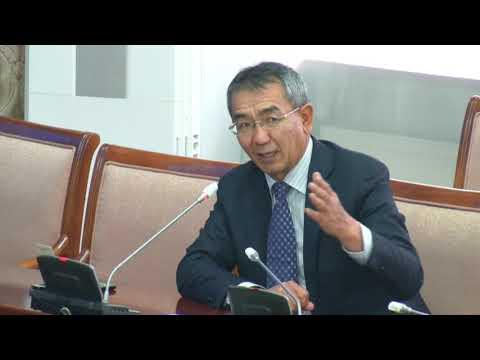 Ж.Ганбаатар: Хуулийнхаа хэрэгжилтэнд анхаардаг байх ёстой