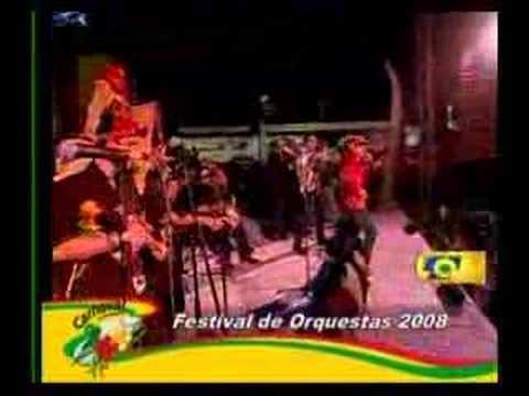 Mosaico Carnavalfestival De Orquestas... Peter Manjarres