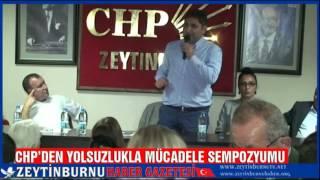 CHP'den Yolsuzluk Paneli