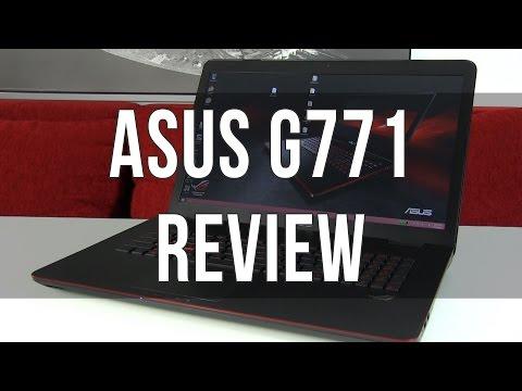 Asus prenosnik G771JW / G771
