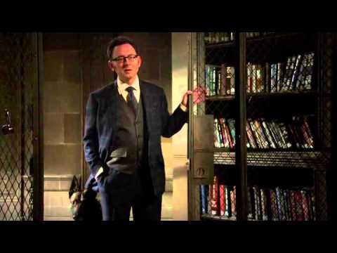 Person of Interest - Fusco brings in Simmons