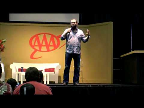 Bert Kreischer live in Columbus Ohio Part II
