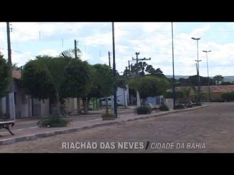 Cidades da Bahia - Riachão das Neves